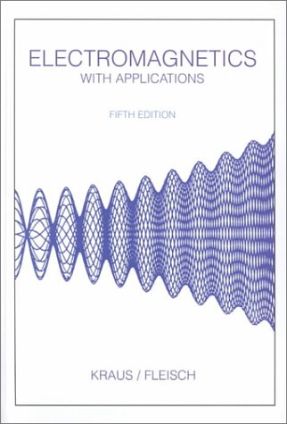 9780072899696: Electromagnetics: With Applications