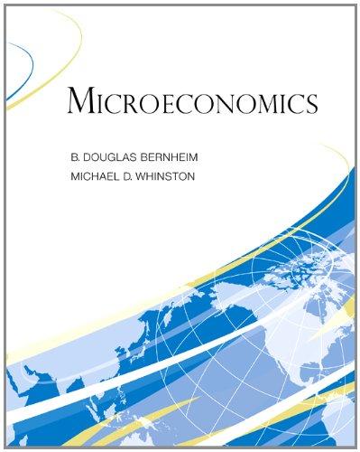 9780072900279: Microeconomics