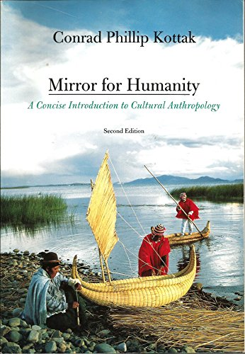9780072901719: Mirror for Humanity : 2nd. Edition