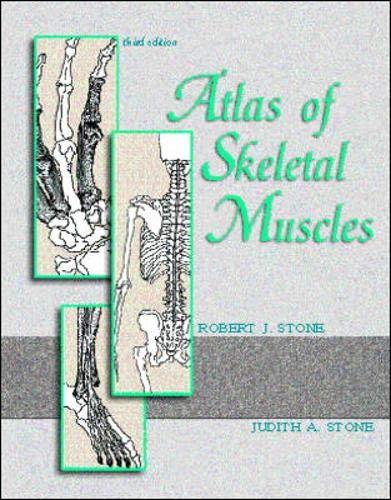 9780072903324: Atlas of Skeletal Muscles