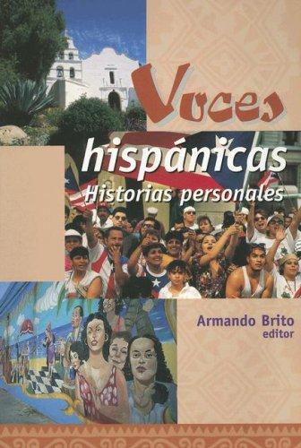 9780072904185: Voces Hispánicas: Historias Personales