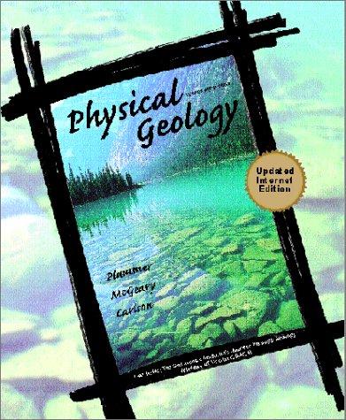 9780072904437: Physical Geology