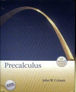 9780072904697: Precalculus: AIE
