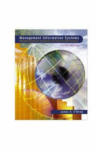 9780072906110: Management Information Systems