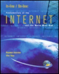 9780072906851: In-line/On-line: Fundamentals of the Internet and World Wide Web