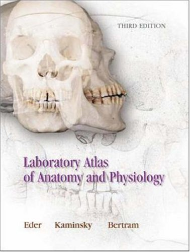 9780072907551: Laboratory Atlas of A&P by Eder