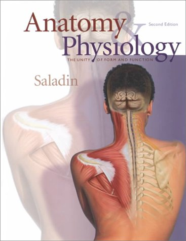 9780072907865: Anatomy & Physiology: The Unity of Form and Function