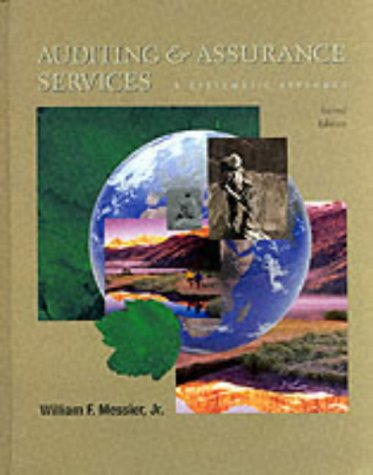 9780072908282: Auditing & Assurance Services: A Systematic Approach