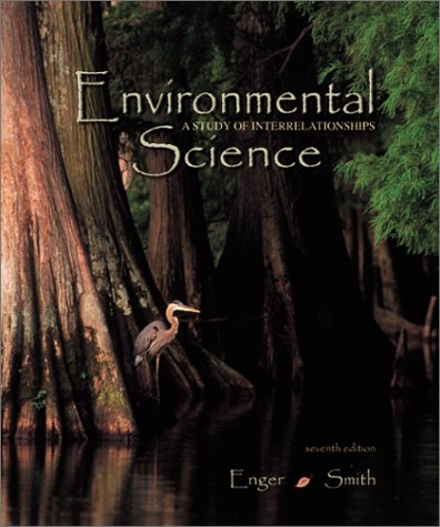 9780072909081: Environmental Science: The Study of Interrelationships