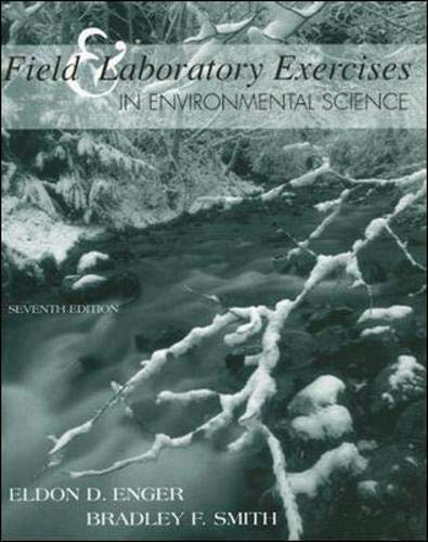 9780072909135: Field & Laboratory Exercises in Environmental Science, 7th edition