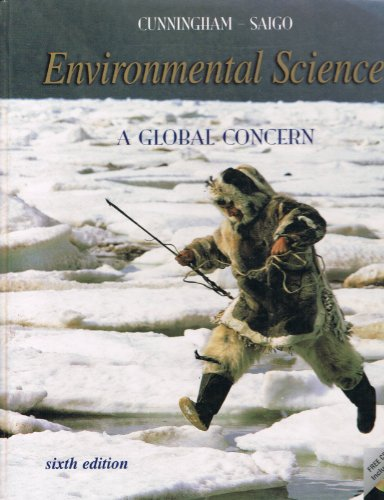 9780072909326: Environmental Science: A Global Concern