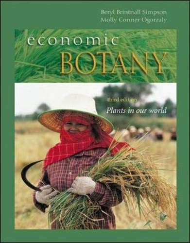 9780072909388: Economic Botany: Plants in our World