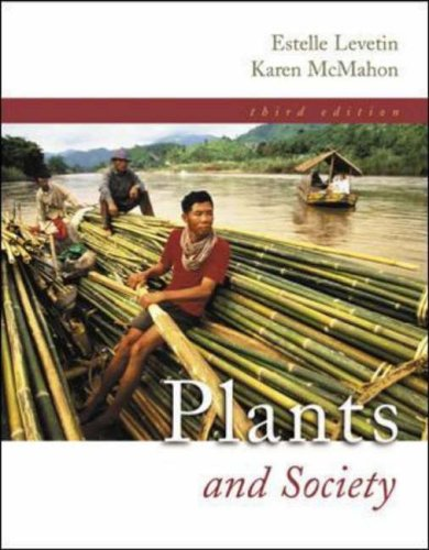 9780072909494: Plants and Society