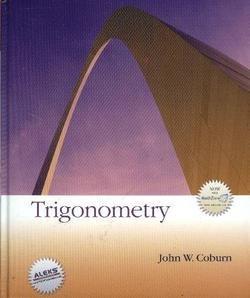 9780072910056: Trigonometry