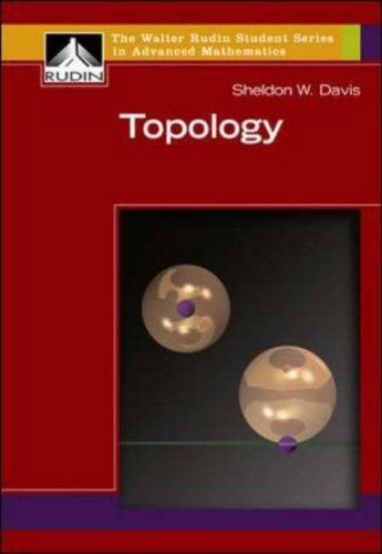 9780072910063: Topology (Walter Rudin Student Series in Advanced Mathematics)