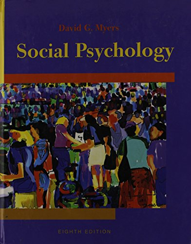 9780072916942: Social Psychology