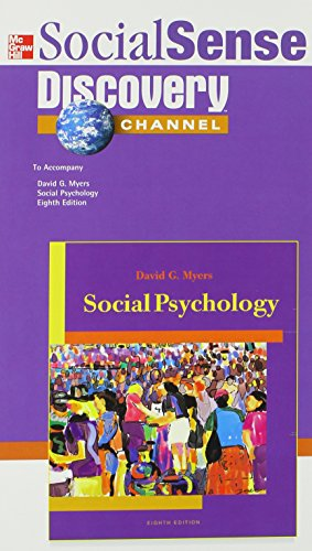 9780072916980: Student CD-ROM to Use with Social Psychology, 8e