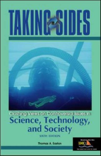 9780072917130: Taking Sides: Clashing Views on Controversial Issues in Science, Technology, and Society (Taking Sides: Science, Technology, & Society)
