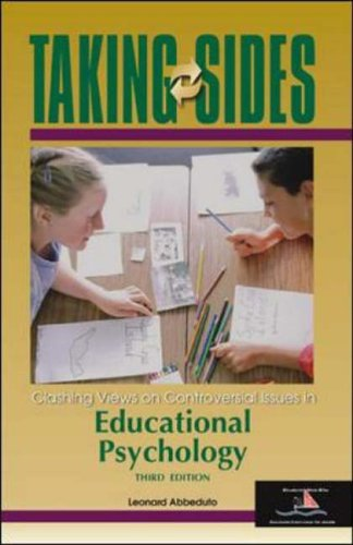 9780072917239: Clashing Views on Controversial Issues in Educational Psychology (Taking Sides)