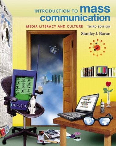 9780072917376: Introduction to Mass Communication: Media Literacy and Culture, with Free Media World CD-ROM and PowerWeb