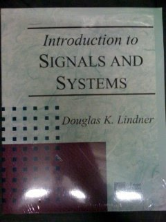 9780072917796: Introduction to Signals and Systems