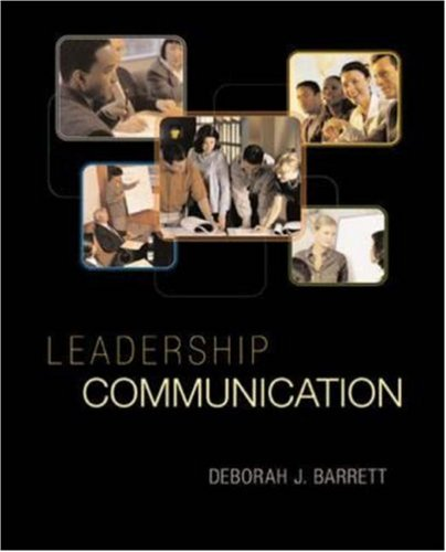 9780072918496: Leadership Communication (Titles in Business Communication)
