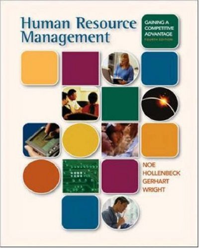 9780072918915: Human Resource Management with Student CD, PowerWeb, and Management Skill Booster Card