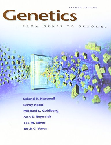 9780072919301: Genetics: From Genes to Genomes, 2nd Edition