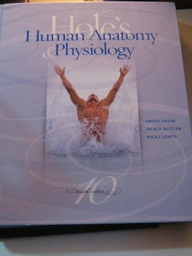 9780072919325: Hole's Human Anatomy & Physiology