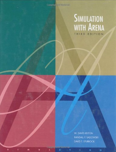 9780072919813: Simulation with Arena w/ CD-Rom
