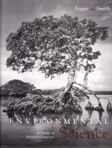 9780072919875: Environmental Science: Study Of Interrelationship