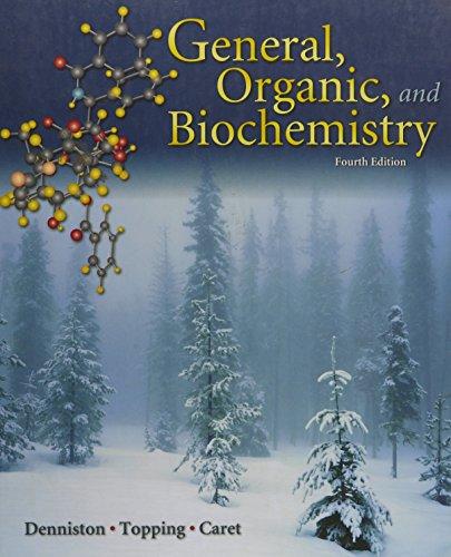 9780072920031: General, Organic, And Biochemistry