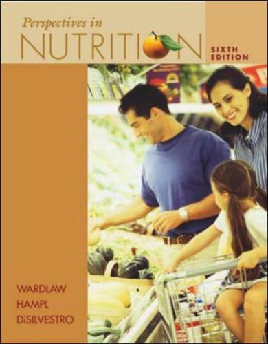 9780072921632: Perspectives in Nutrition