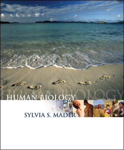 9780072921878: MP: Human Biology with bound in OLC card