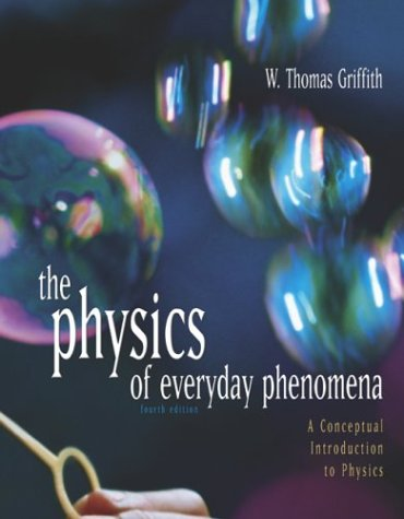9780072921892: Physics of Everyday Phenomena with Online Learning Center Passcode Card