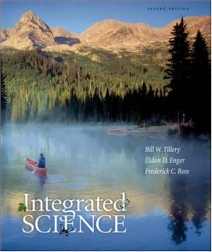 9780072921908: Integrated Science with Online Learning Center