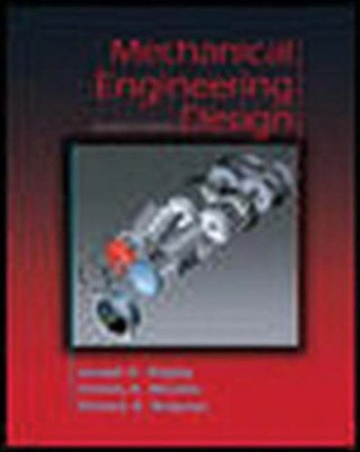 9780072921939: Mechanical Engineering Design