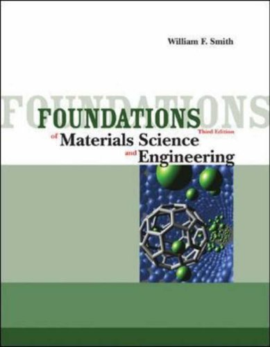9780072921946: Foundations of Materials Science and Engineering