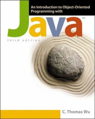 9780072921953: An Introduction to Object-Oriented Programming with Java OLC Bi-Card