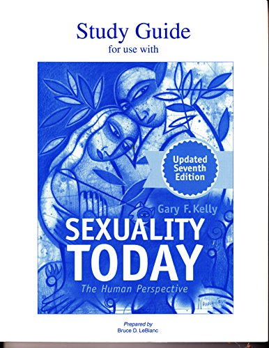 9780072922028: Study Guide for Use With Sexuality Today: Updated