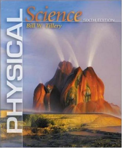 9780072922073: Physical Science