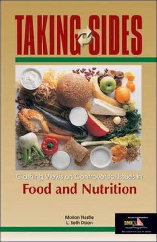 9780072922110: Taking Sides: Clashing Views on Controversial Issues in Food and Nutrition (Taking Sides)
