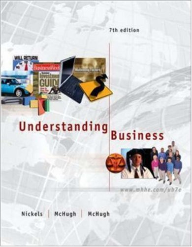 9780072922189: Understanding Business, 7th Edition