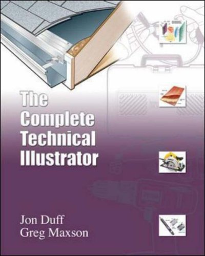 9780072922295: The Complete Technical Illustrator w/Bi Subscription Card
