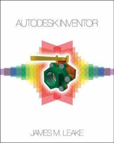 9780072922370: Autodesk Inventor w/CD