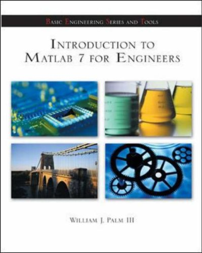 9780072922424: Introduction to Matlab 7 for Engineers