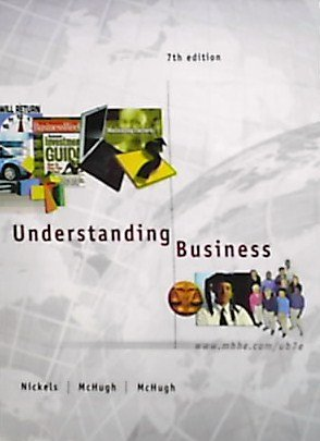 Amazon. Com: understanding business 7th edition nickels and.