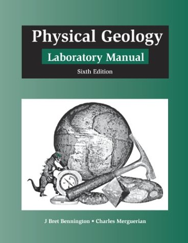 9780072923049: Physical Geology Laboratory Manual