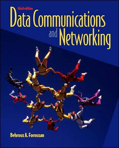 9780072923544: Data Communications and Networking