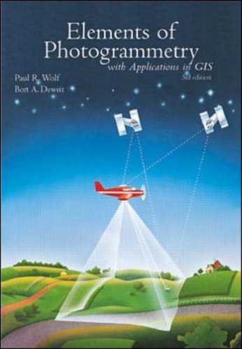 9780072924541: Elements of Photogrammetry with Applications in GIS